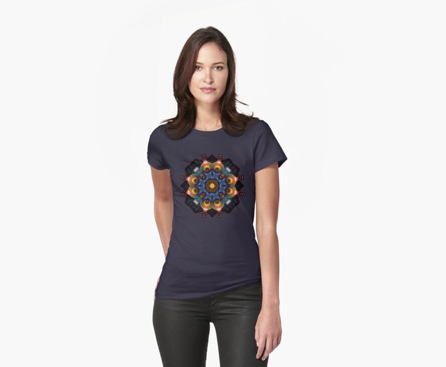 Fractal Art May Mandala by webgrrl