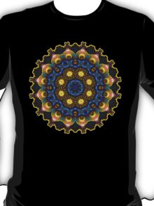 May Circle Mandala Fractal Art T-Shirt