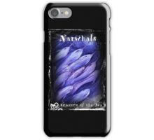 Narwhals Unicorns of the Sea iPhone Case/Skin