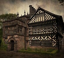 Hall i' th' Wood by Steve  Liptrot