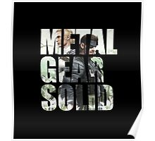 Metal Gear Solid Snake Eater (3) Poster