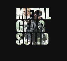 Metal Gear Solid Snake Eater (3) Unisex T-Shirt