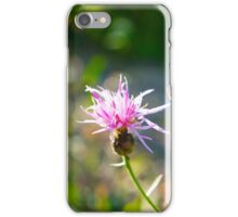 Red Clover iPhone Case/Skin