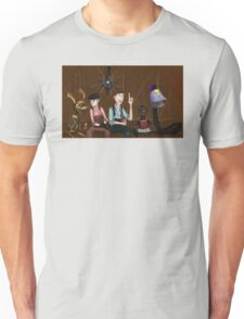 Mystery Science Picture Show 1900 Unisex T-Shirt