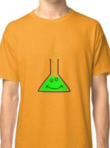 Bubbling beaker Classic T-Shirt