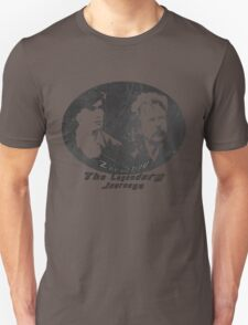 Rowsdower:  Zap And Troy the Legendary Journeys Tee (b&w version) T-Shirt