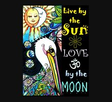Gypsy Art Boho Pelican by Sheridon Rayment Unisex T-Shirt