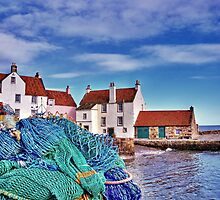 The Gyles at Pittenweem by GillBell