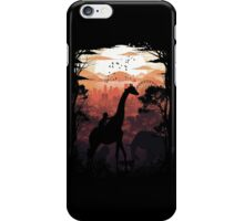 From Jungle to City iPhone Case/Skin