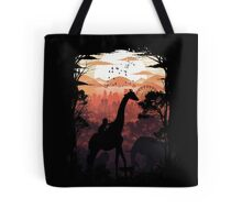 From Jungle to City Tote Bag