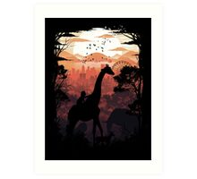 From Jungle to City Art Print