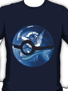 Vaporeon | Pokeball T-Shirt