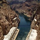Hoover Dam by Sanne Hoekstra