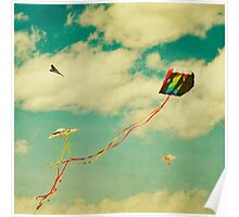 """Let's Go Fly a Kite"" Poster"