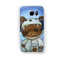 Mr. Chompypants meets a Wampa Samsung Galaxy Case/Skin