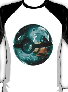 Lapras | Pokeball T-Shirt