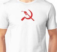 Communist petrol nozzle  Unisex T-Shirt