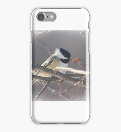 Chickadee iPhone Case/Skin