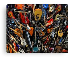 """""""Wall of Sound"""" Canvas Print"""