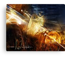 """Painted with Light"" Canvas Print"