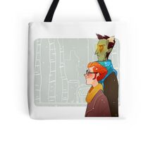 the undead probably have no body heat Tote Bag