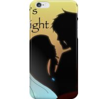 Part 1 Story Cover iPhone Case/Skin