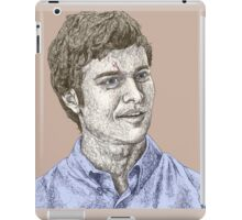 Billy - Angel S3E6 iPad Case/Skin