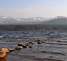 Loch Morlich by Rupert Connor