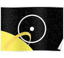 Solar Flare ☉ Poster