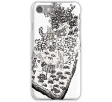 Whimsical Garden Patch iPhone Case/Skin