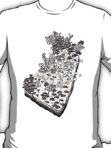 Whimsical Garden Patch T-Shirt
