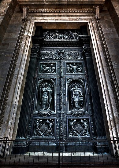 St. Isaac's Door by Roddy Atkinson