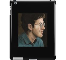 Gene - Angel S2E13 iPad Case/Skin