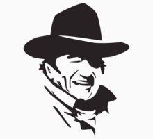 John Wayne by Gavin Foster