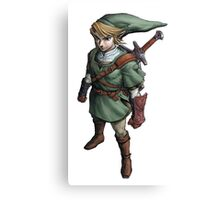 Legend of Zelda: Link Canvas Print