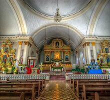 St Joseph Cathedral - Altar by Yhun Suarez