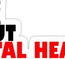 Start the Conversation - Mental Health Sticker