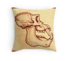 'Totem' II Throw Pillow