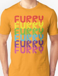 Furry Pride T-Shirt