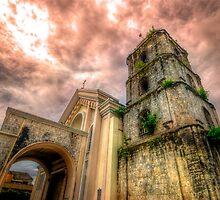 St Joseph Cathedral - Exterior by Yhun Suarez