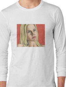 Darla - Angel S2E15 Long Sleeve T-Shirt