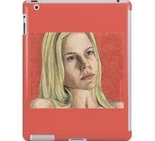 Darla - Angel S2E15 iPad Case/Skin
