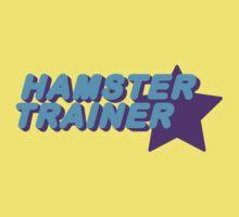 Hamster Trainer Blue/Purple Kids Clothes