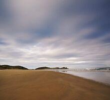Surat Beach, New Zealand by Emma Stone