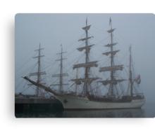 Atlantic Fog Canvas Print
