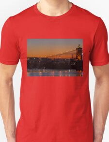 Suspension Bridge Unisex T-Shirt