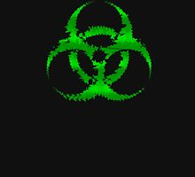 Biohazard Raver Green Tank Top