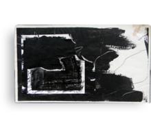 b(l)ack in halifax Canvas Print