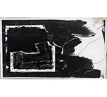 b(l)ack in halifax Photographic Print