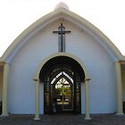 Wine Country Church, NSW by PollyBrown